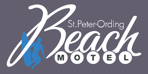 Logo Beach Motel St. Peter-Ording